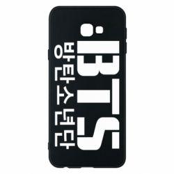 Чехол для Samsung J4 Plus 2018 Bts logo