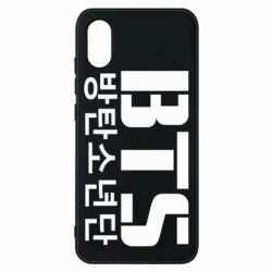 Чехол для Xiaomi Mi8 Pro Bts logo