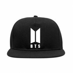 Снепбек BTS logotype