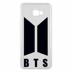 Чехол для Samsung J4 Plus 2018 BTS logotype