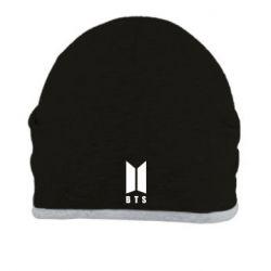 Шапка BTS logotype