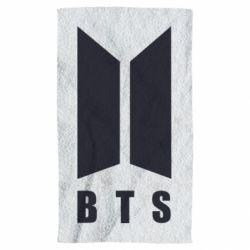 Полотенце BTS logotype
