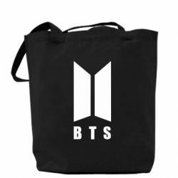 Сумка BTS logotype