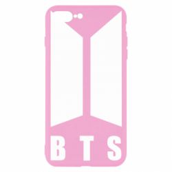 Чохол для iPhone 7 Plus BTS logotype