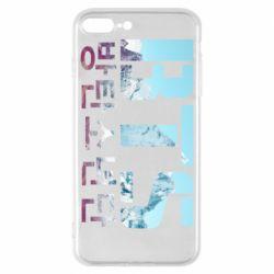 Чехол для iPhone 8 Plus Bts the mountains