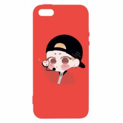 Чехол для iPhone5/5S/SE BTS - V
