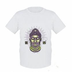 Детская футболка Будда