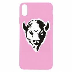 Чехол для iPhone Xs Max Buffalo