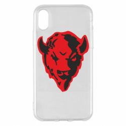 Чехол для iPhone X/Xs Buffalo