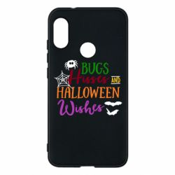 Чехол для Mi A2 Lite Bugs Hisses and Halloween Wishes - FatLine
