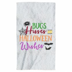 Рушник Bugs Hisses and Halloween Wishes