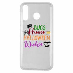Чохол для Samsung M30 Bugs Hisses and Halloween Wishes