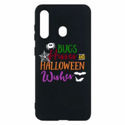 Чохол для Samsung M40 Bugs Hisses and Halloween Wishes