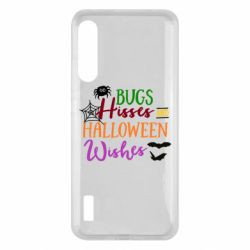 Чохол для Xiaomi Mi A3 Bugs Hisses and Halloween Wishes