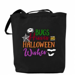 Сумка Bugs Hisses and Halloween Wishes - FatLine
