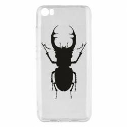 Чехол для Xiaomi Mi5/Mi5 Pro Bugs silhouette