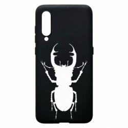 Чехол для Xiaomi Mi9 Bugs silhouette