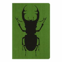 Блокнот А5 Bugs silhouette
