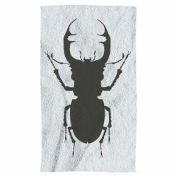 Полотенце Bugs silhouette