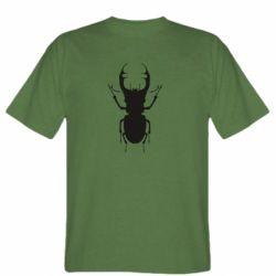 Мужская футболка Bugs silhouette