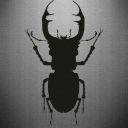 Наклейка Bugs silhouette