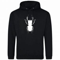 Мужская толстовка Bugs silhouette