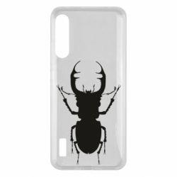 Чохол для Xiaomi Mi A3 Bugs silhouette
