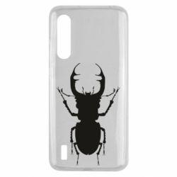 Чехол для Xiaomi Mi9 Lite Bugs silhouette