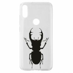 Чехол для Xiaomi Mi Play Bugs silhouette