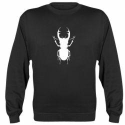 Реглан (свитшот) Bugs silhouette