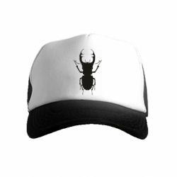Детская кепка-тракер Bugs silhouette