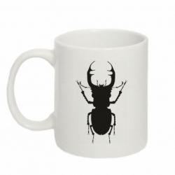 Кружка 320ml Bugs silhouette
