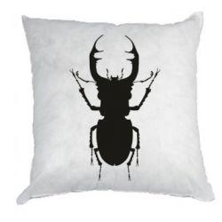 Подушка Bugs silhouette