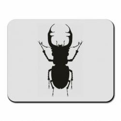 Коврик для мыши Bugs silhouette