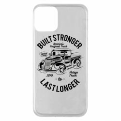 Чохол для iPhone 11 Built Stronger