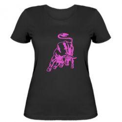 Жіноча футболка Bull