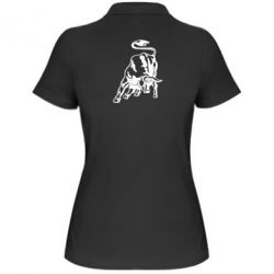 Жіноча футболка поло Bull