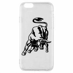Чохол для iPhone 6/6S Bull