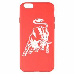 Чохол для iPhone 6 Plus/6S Plus Bull
