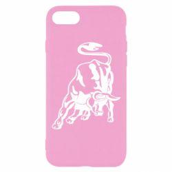 Чохол для iPhone 7 Bull