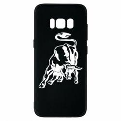 Чохол для Samsung S8 Bull