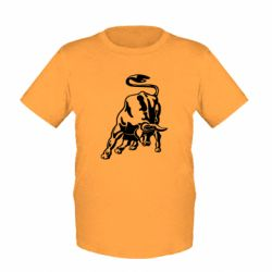 Дитяча футболка Bull