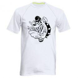 Мужская спортивная футболка Bulldog gangster
