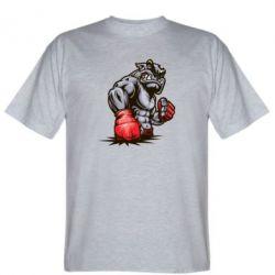 Футболка Bulldog MMA