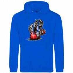 Мужская толстовка Bulldog MMA - FatLine