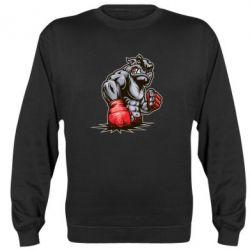 Реглан (свитшот) Bulldog MMA - FatLine