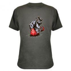 Камуфляжная футболка Bulldog MMA - FatLine