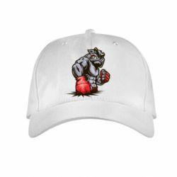 Детская кепка Bulldog MMA