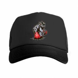Кепка-тракер Bulldog MMA - FatLine