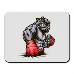 Коврик для мыши Bulldog MMA - FatLine